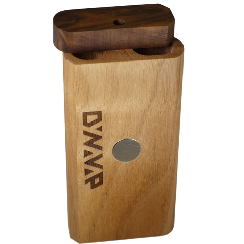 DynaVap DynaStash Dugout / Storage For Your Vap - Walnut