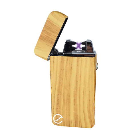Elektro Plasma Lighter Advanced USB Rechargeable - Fusion Wood