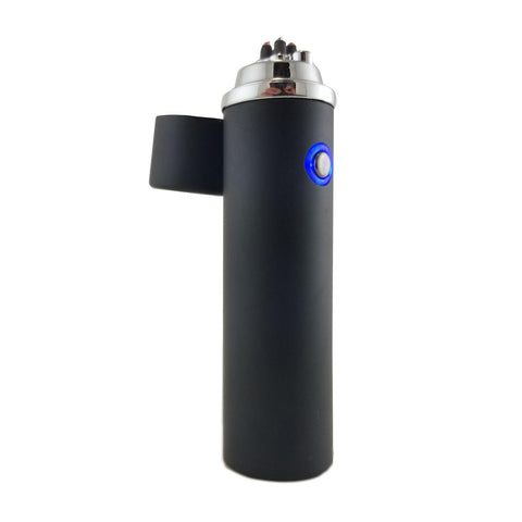 Elektro Plasma Lighter Advanced USB Rechargeable - Orbit Black (More Bowl-Friendly Design)