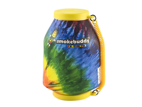 "Smoke Buddy Personal Air Filter - Large (Original) (and ""Best"" Size) - TieDye"