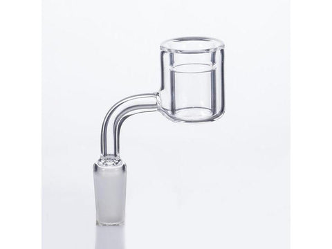 NoName Quartz Banger Thermal / Double Wall 19mm Male 90degree