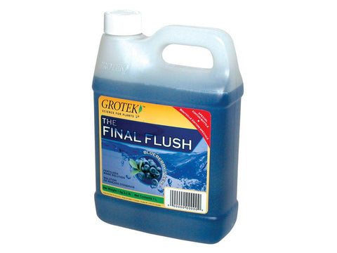 Grotek Final Flush Blueberry 4L 24031
