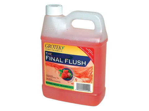 Grotek Final Flush Strawberry 4L 24033