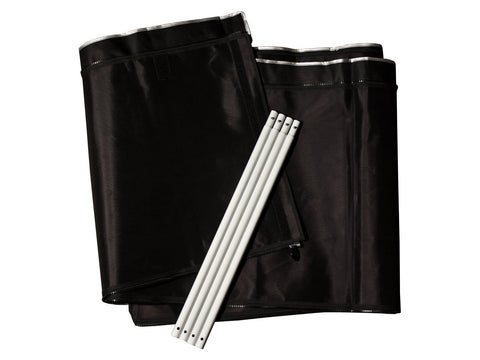 Gorilla Grow Tent Height Extension Kit 2' For GGT33 3x3' Tents - Special Order Item