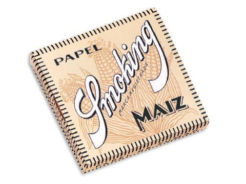Smoking Maiz (Corn) 1-1/4 Size (Medium) 49/pack 50/box