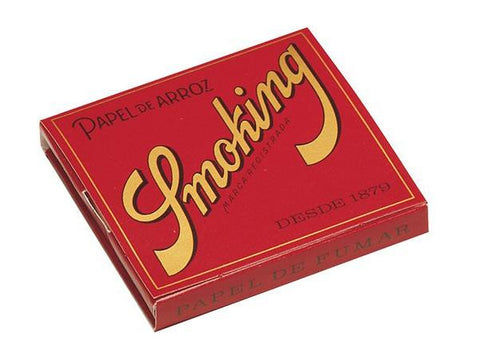 Smoking Arroz 1-1/4 Size 49/pack
