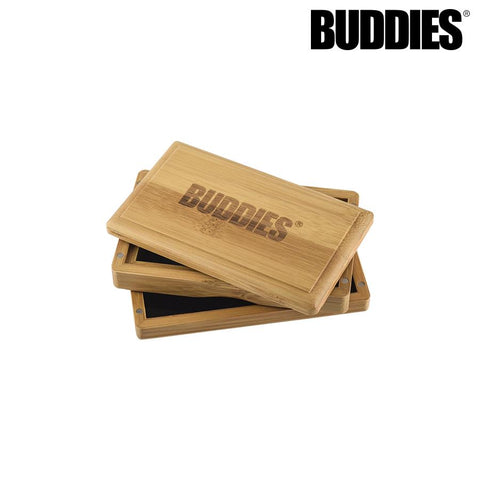 "Buddies Shaker / Sifter / Storage Box Magnetic Solid Top 3x5"" Small 24949"