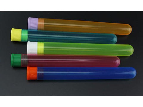 DoobTube Air-Tight Joint Tube - Large / King Size Translucent NO Logo 1000/case Assorted Colors 25021