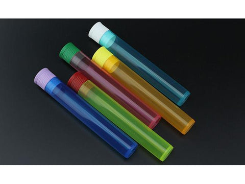 DoobTube Air-Tight Joint Tube - Regular Size Translucent NO Logo 1000/case Asstd Color