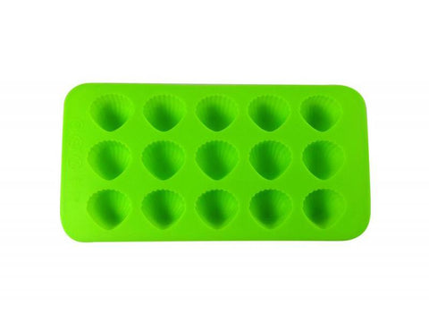 Dope Molds Silicone Gummy / Ice Mold Shells 15 Cavity