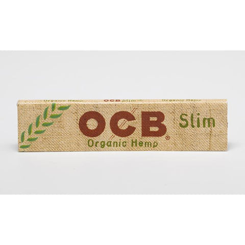 ocb organic hemp king size slim