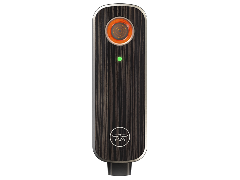 FireFly 2 Loose-Leaf & Concentrate Dynamic Convection Vaporizer Zebra Wood
