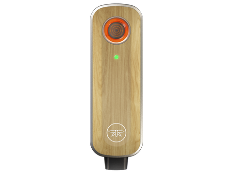 FireFly 2 Loose-Leaf & Concentrate Dynamic Convection Vaporizer Special Edition Oak WoodGrain