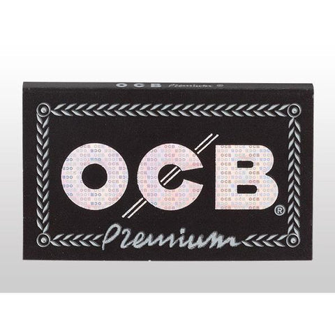 OCB Premium with Hologram Single Size 100/pack
