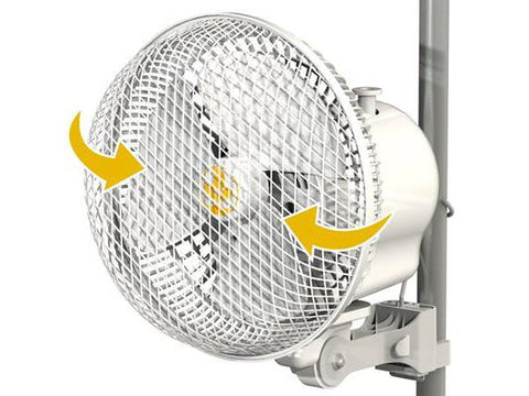 "Secret Jardin Tent Accessory - Fan 8.25"" Oscillating"