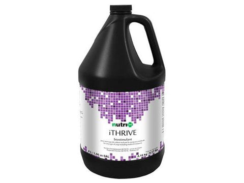 NutriPlus (Nutri+) Nutrient / Additive - iThrive Biostimulant 4L Bottle