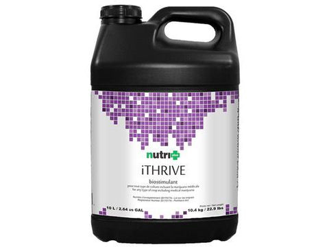 NutriPlus (Nutri+) Nutrient / Additive - iThrive Biostimulant 10L Bottle