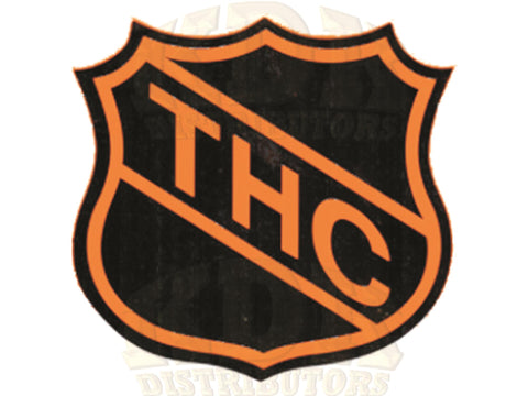 Cycle Stickers Sticker - THC / NHL