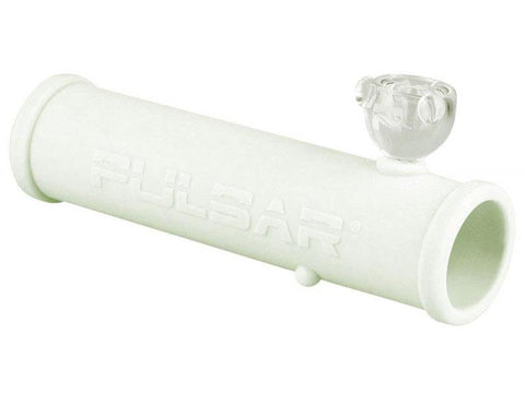 Pulsar Glass RIP Silicone SteamRoller Pipe Choice of Colors