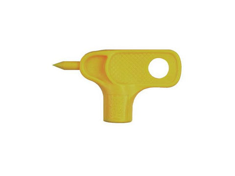 "Antelco Punch Tool for Hydroponics & Irrigation Hose Key Punch For 1/2"" and 5/8"" Hose 25/pk"