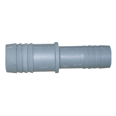 straight barbed reducer adapter hydro flow hydrostar