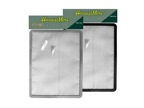 Trim Bin By Harvest-More - Replacement Screen 150Micron