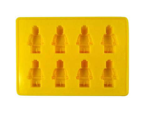 Dope Molds Silicone Gummy / Candy Mold - Robots 8 Cavity