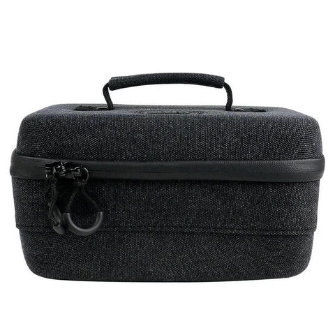 "RYOT Safe Case 7x4.5x4.5"" Large Carbon Series Smell-Safe Lockable Black"