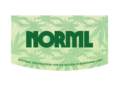 Curved Rolling Papers 1-1/4 Size NORML 100% Organic Hemp 50/pack