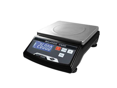 MyWeigh iBalance 2600  / iBal i2600 - 2600g x 0.1g w/ AC Adapter Included
