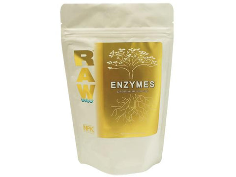NPK RAW = Soluble Enzymes Tech Grade  32oz 2lb