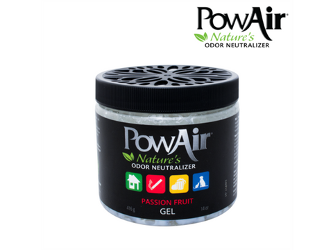 PowAir Scent Gel Passion Fruit 400g / 0.5L Black Label Series
