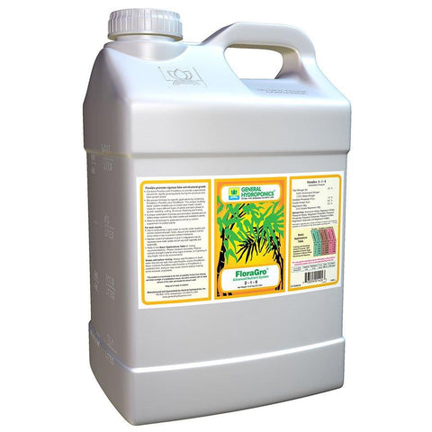 General Hydroponics Nutrient / Additive - Flora Gro 10L