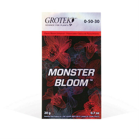Grotek Nutrient / Additive - Monster Bloom  20g