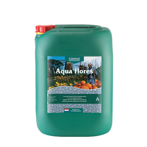 Canna Nutrients & Additives - Aqua Flores A&B 20L
