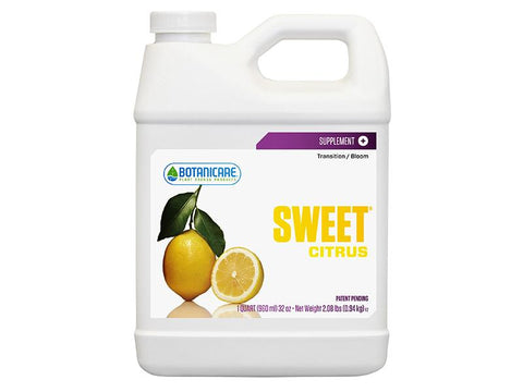 Botanicare Sweet Citrus 1L / 1 Quart Nutrient / Additive