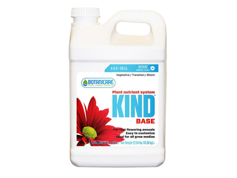 Botanicare Kind Base 10L / 2.5 Gallon Nutrient / Additive