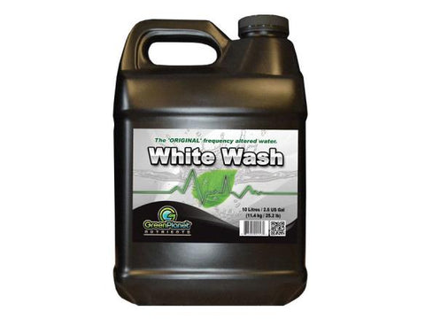 Green Planet Nutrients White Wash 10L Bottle