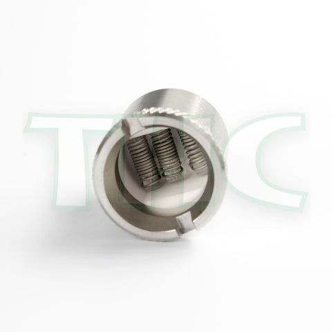 Saionara sai coil titanium wire triple quartz rod .31ohm tc