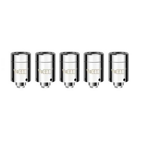Yocan Loaded Coils QDC Dual Quartz 5/pack