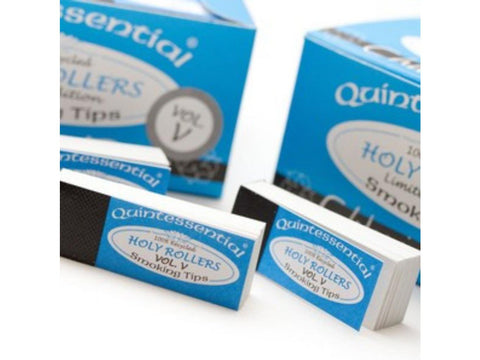 Quintessential Tips - Holy Rollers - 50/pack