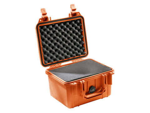 Pelican Protector Case w/ Pick & Pluck Foam 1300 Small Case