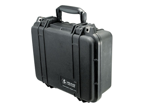 Pelican Protector Case w/ Pick & Pluck Foam 1400 Small Case
