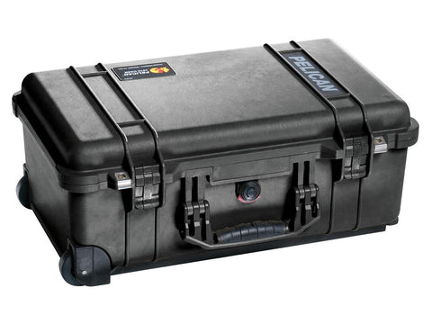 Pelican Protector Case w/ Pick & Pluck Foam 1510 Carry-On Case