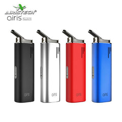 Airistech Switch 3-in-1 Vape for Dry Herb, Wax & Oil Choice of Colors
