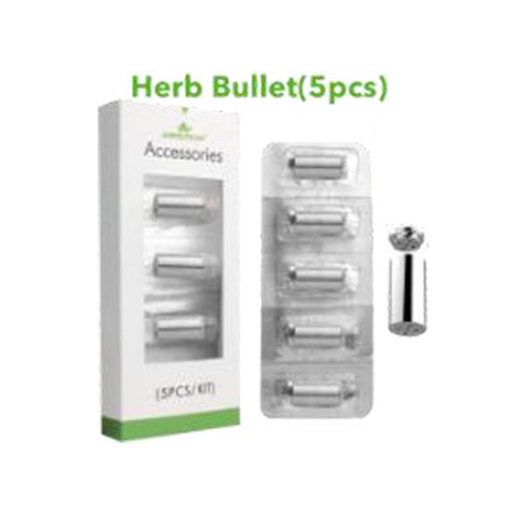Airistech Switch 3-in-1 Vape Herb Bullet 5/pack