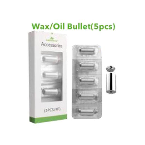 Airistech Switch 3-in-1 Vape Oil/Wax Bullet 5/pack