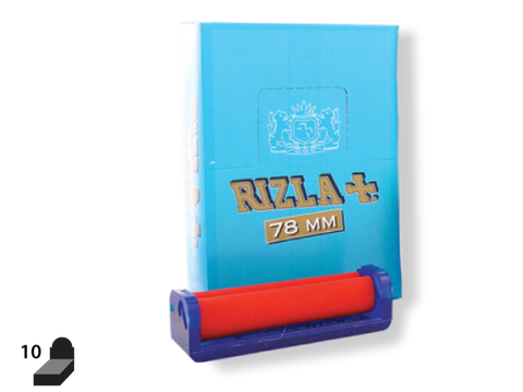 Rizla Rolling Machine - Plastic  78mm 1-1/4 Size