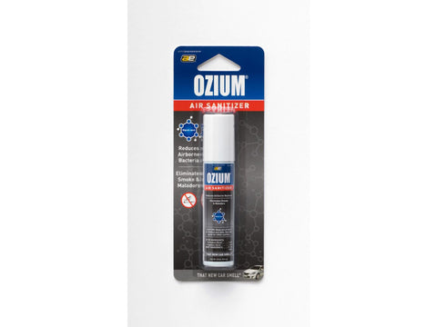 Ozium Odor Removing Spray  .8oz (Small) - That New Car Smell