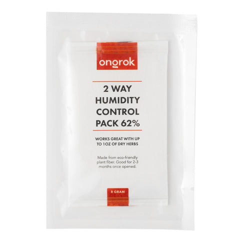 ONGROK 62% 8g 2-Way Humidity Controlling Pack For Any Airtight Container